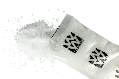 WaxWel¨ Paraffin - 6 x 1-lb Bags of Pastilles - Peach Fragrance
