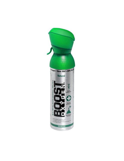 Boost Oxygen, 5-Liter, Natural
