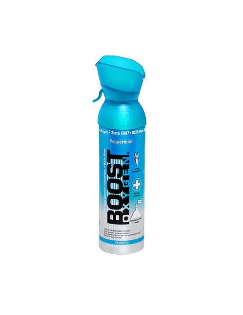 Boost Oxygen, 5-Liter, Peppermint