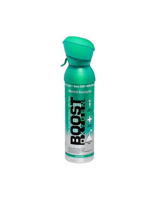 Boost Oxygen, 5-Liter, Menthol-Eucalyptus