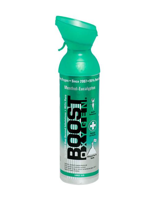 Boost Oxygen, 10-Liter, Menthol-Eucalyptus