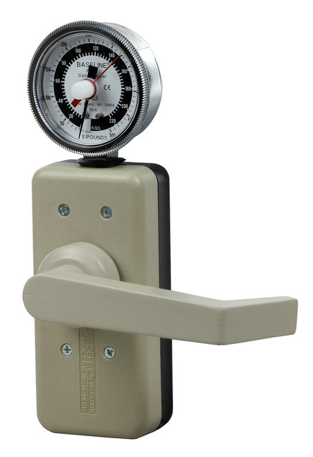 Baseline¨ Wrist Dynamometer - 500 lb Capacity Dial Gauge & Analog Output Signal