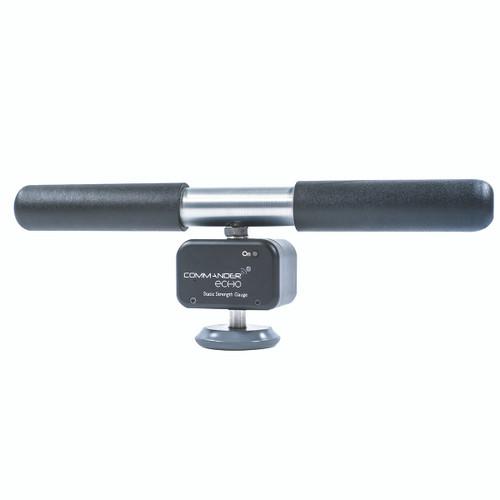 JTECH Medicalª Commander Echo - Static Force Gauge Dynamometer with console