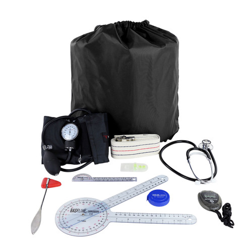 "PT Student Kit with standard items. 72"" gait belt"
