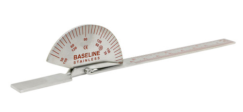 Baseline¨ Finger Goniometer - Metal - Standard - 6 inch