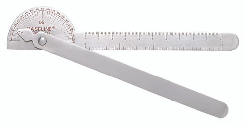 Baseline¨ Metal Goniometer - 180 Degree Range - 6 inch Legs - Robinson