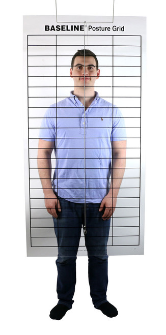 Baseline¨ Posture Evaluation - 2-piece Set - Evaluator and Grid
