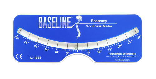 Baseline¨ Scoliosis Meter - Plastic Economy