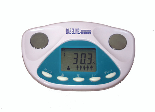 Hand-Held Body Fat Analyzer - Palm-Size - Baseline¨