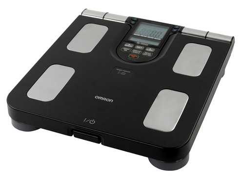 Omron HBF-516B Body Composition Monitor and Scale