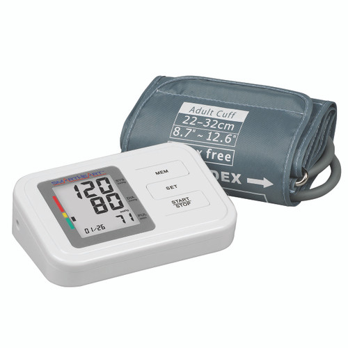Blood pressure Cuff and Pulse - Auto inflate