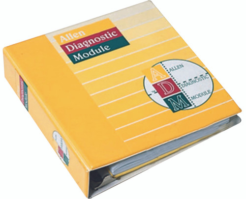 Allen Diagnostic Module Instruction Manual, 2nd Edition
