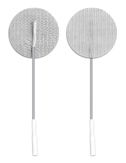 "PALS¨ electrodes, clear poly back, 1.25"" round, 40/case"