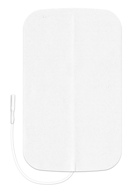 "ValuTrode¨ electrodes, white foam, 3"" x 5"", 20 pack"
