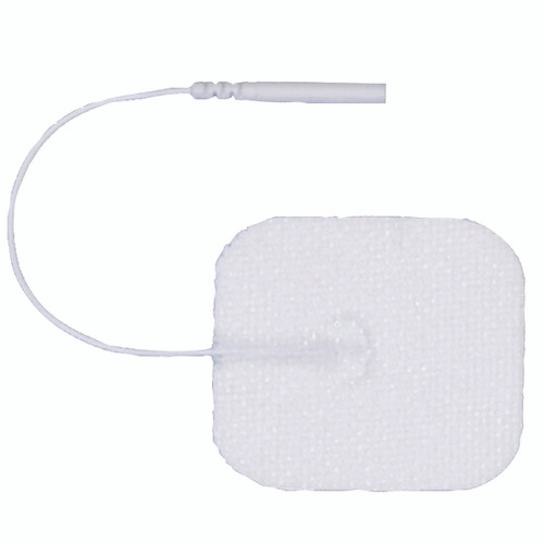 "AdvanTrode¨ Essential Electrode, 2"" square, white, 40/box"