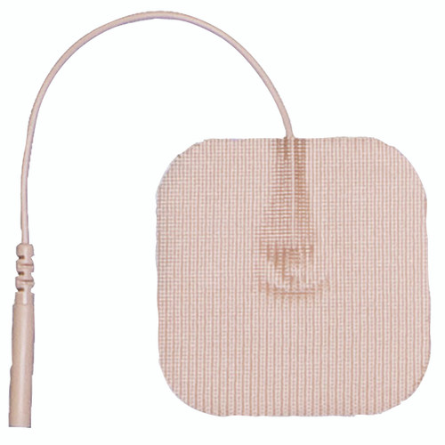 "AdvanTrode¨ Elite Electrode, 2"" square, tan tricot, 40/box"