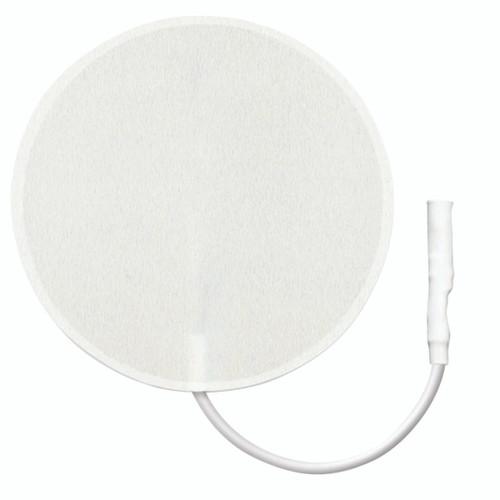 "ValuTrode¨ X Electrodes - white foam, 2"" round, 40/case"