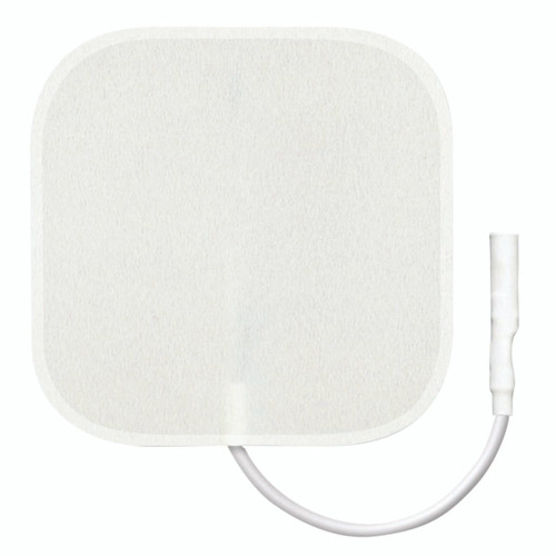 "ValuTrode¨ X Electrodes - white foam, 2"" square, 40/case"