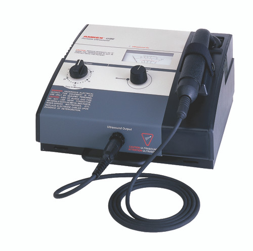 Amrex¨ Ultrasound - U/20 with 5 cm and 10 cm head and QuickConnect Transducer