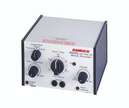 Amrex¨ Stim Unit - MS/322 AC Low Volt