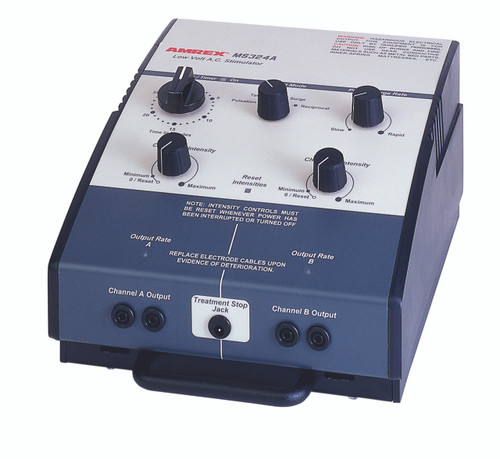 Amrex¨ Stim Unit - MS/324AB Low Volt