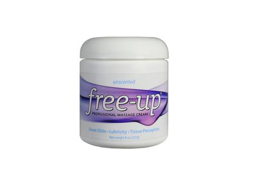 Free-Up¨ Massage Cream - 8 oz jar