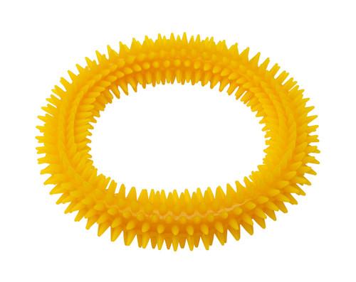 Massage ball, ring shape