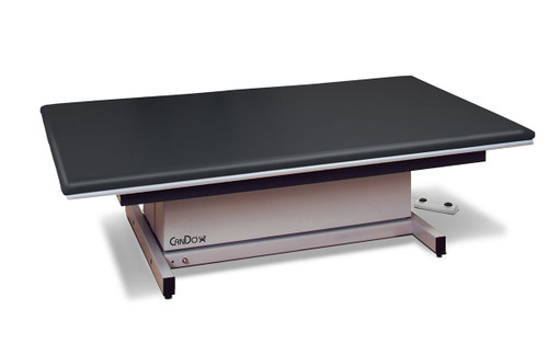 CanDo¨ Hi-Lo Mat Platform with Upholstered Top, 4' x 7'