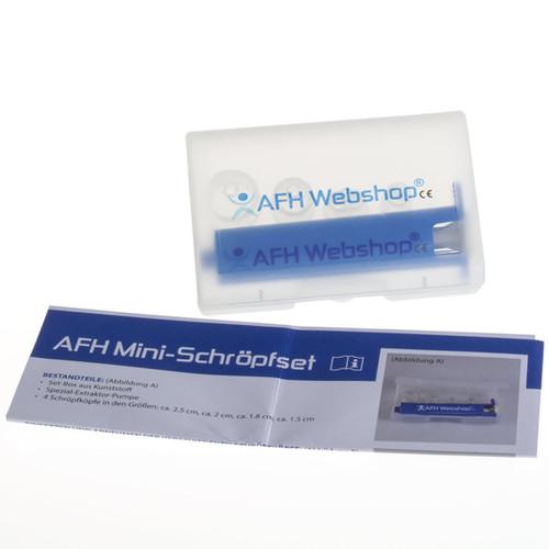 AFH mini cupping kit, standard