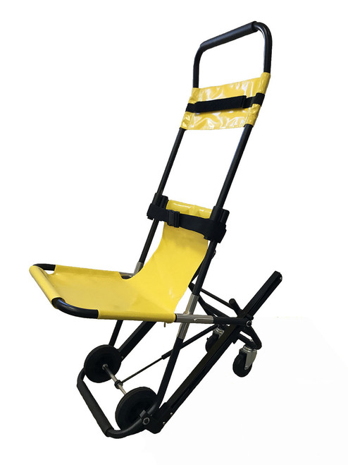 Stair Chair-Single Person Emergency Evacuation-Yellow