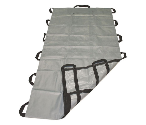 Portable Transport Unit, Gray, 14 Handles