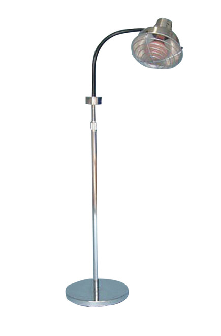 Standard infra-red ceramic 250 watt lamp, stationary base