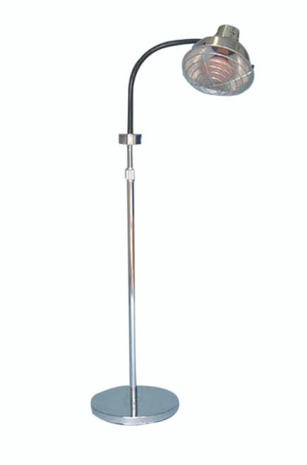 Luminous generator ruby 175 watt lamp, stationary base