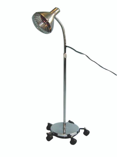 Luminous generator 175 watt ruby lamp, mobile base