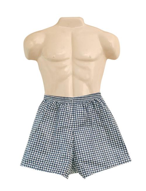 Dipsters¨ patient wear, men's boxer shorts, medium - dozen