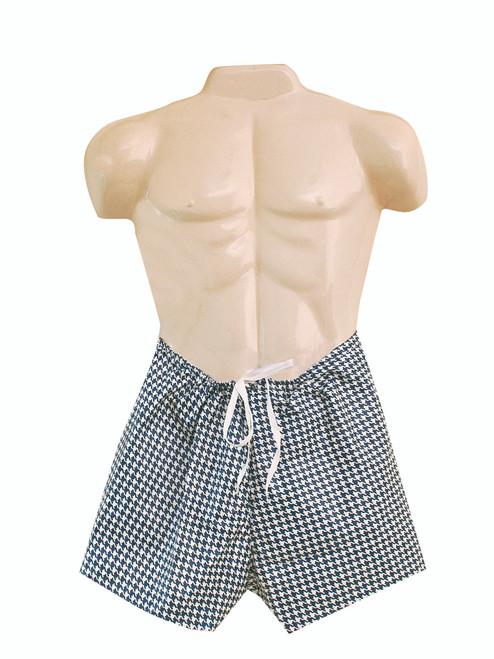 Dipsters¨ patient wear, men's tie-waist shorts, small - dozen