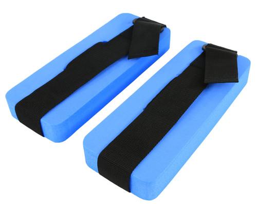 CanDo¨ ankle cuffs, pair, blue