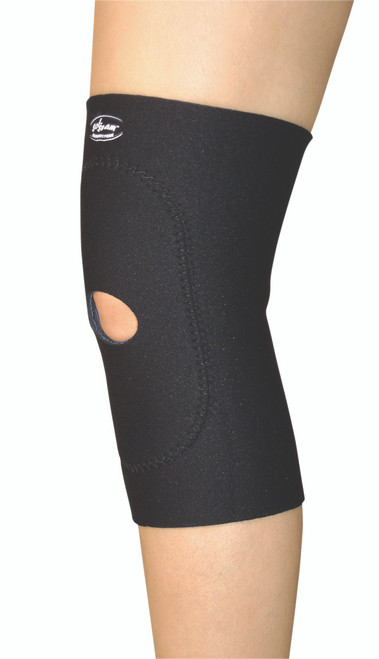 Sof-Seam Knee Support; Basic Knee Support with Open Patella; Medium