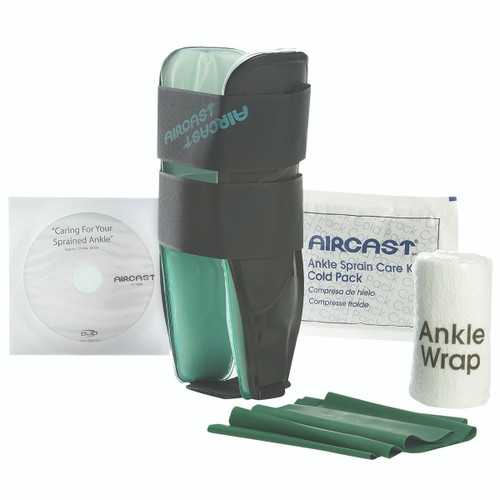 Air-Stirrup¨ Universeª Care Kit for ankle sprains