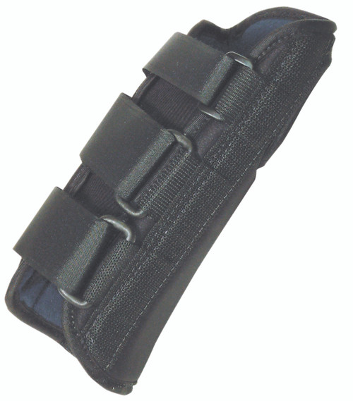 "8"" soft wrist splint left, medium 6.5-8"""