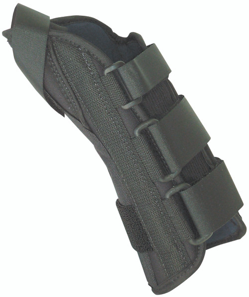 """8"""" soft wrist splint right, x-small, 5-6.5"""" with abducted thumb"""