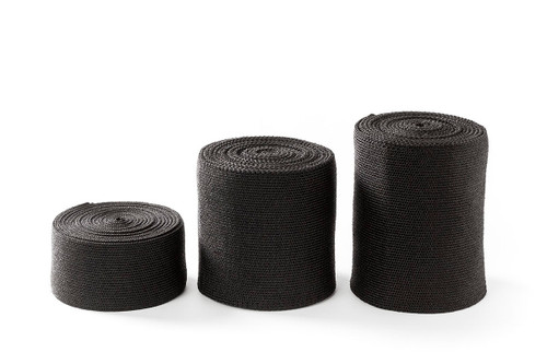 "Orficastª More Thermoplastic Tape, 5"" x 9' (BLACK) - 6 ROLLS/BOX"