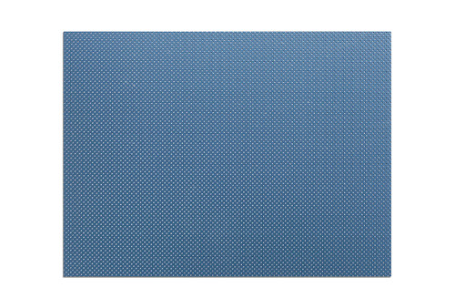 "Orfilight¨ Atomic Blue NS, 18"" x 24"" x 3/32"", micro perforated 13%, case of 4"