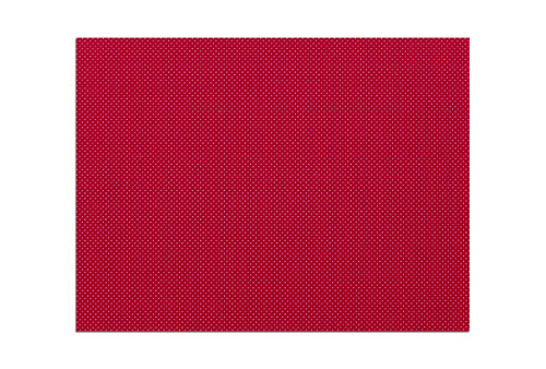 "Orfit¨ Colors NS, 18"" x 24"" x 1/12"", micro perforated 13%, dynamic red, case of 4"