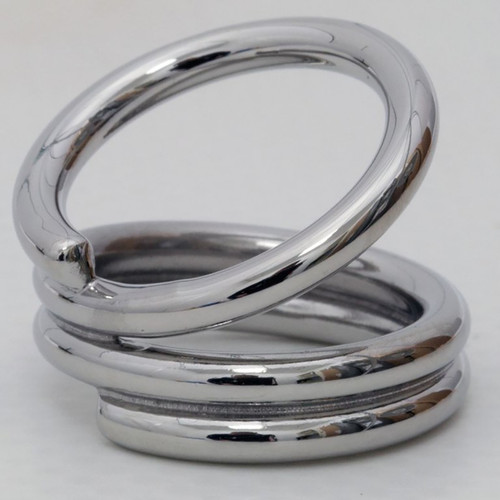 AFH swan neck ring splint, stainless steel, circumference 57mm