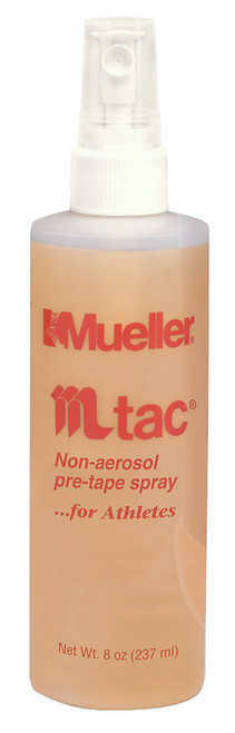 Mueller¨ M Tacª Non-Aerosol Pre-Tape Spray, 8 oz, 12 ct