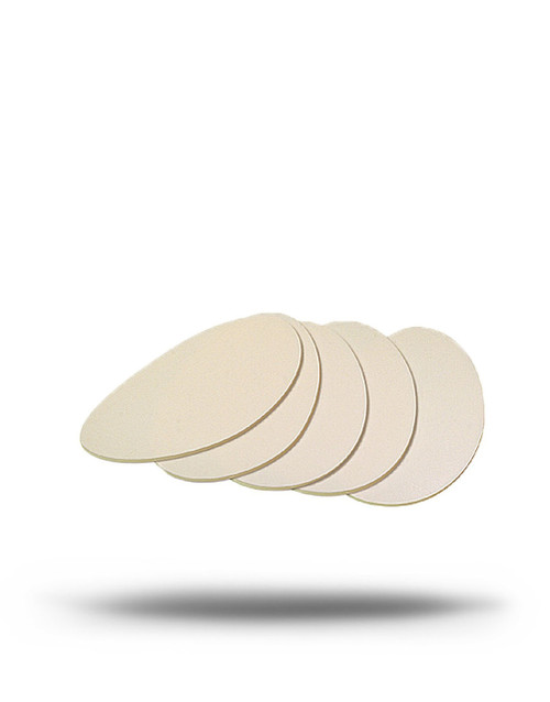 "Mueller¨ Blister Pads, Teampak, (25 pieces of 2.75"" x 1.75"" pre-cut foam pads)"