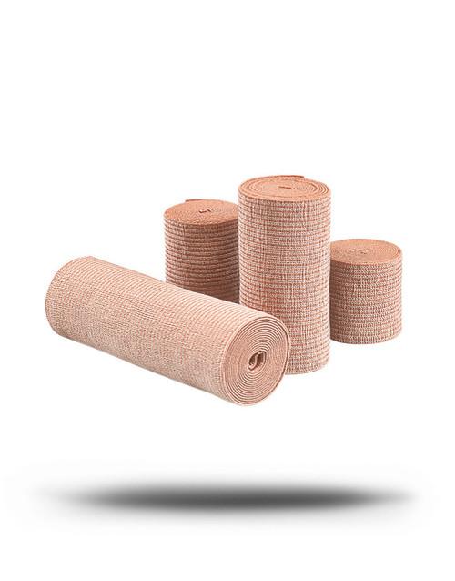 """Mueller¨ Elastic Bandage, 4"""" x 5 yd rolls - 10 rolls"""