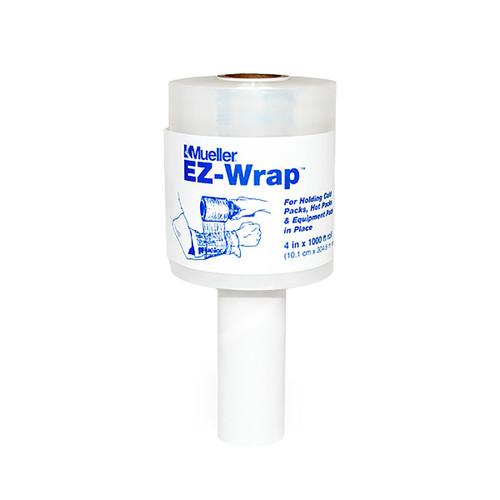 """Mueller¨ EZ-Wrapª, 4"""" x 1000' Plastic Wrap - 6 rolls"""