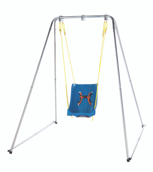 Swing seat frame, indoor, portable